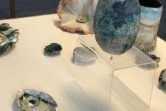Antoniela ceramics in space