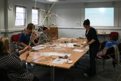 London teachers' sculpture project
