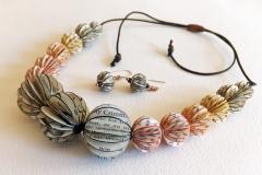 Liz Hamman Harry Potter necklace