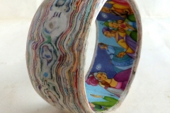 Liz Hamman `twelve dancing princesses` bangle[2]