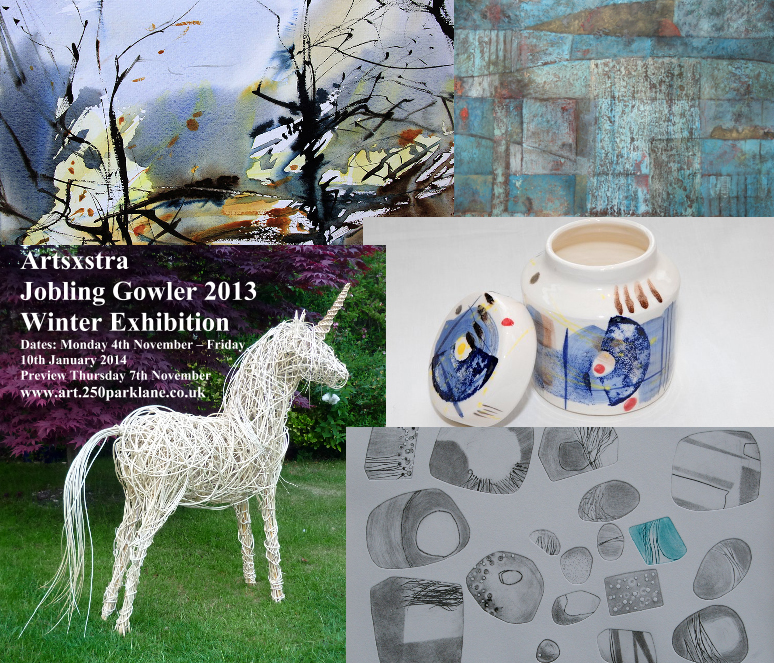 Winter Exhibition At Joblings 2013