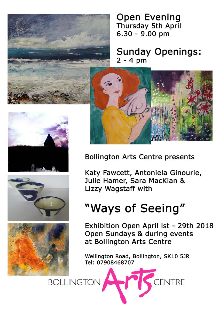Ways of Seeing- Exhibition