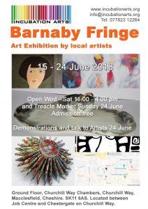Barnaby Fringe